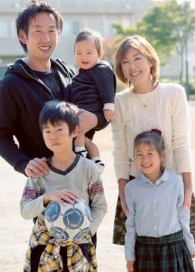 中川ファミリー - Nakagawa Family | model agency friday