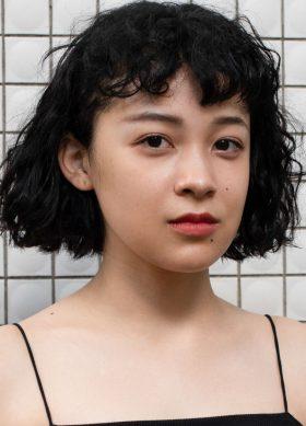山口 瑠夏 - Luna Yamaguchi   model agency friday